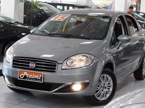 Fiat Linea Essence 1.8 16v Flex Manual 2015