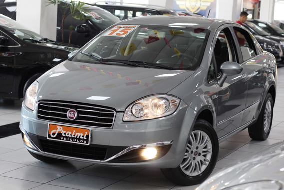 Fiat Linea Essence 1.8 16v Flex Manual 2015