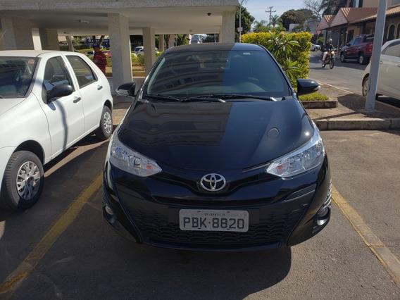 Toyota Yaris 1.3 Xl 16v Cvt 5p 2019