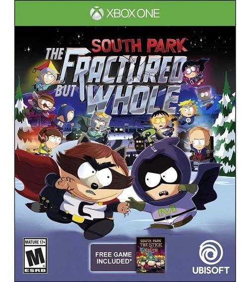 South Park: A Fenda Que Abunda Força - Xbox One Lacrado !