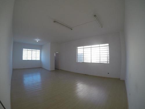 Sala Para Alugar, 61 M² Por R$ 600,00/mês - Vila Nossa Senhora De Fátima - Americana/sp - Sa0085