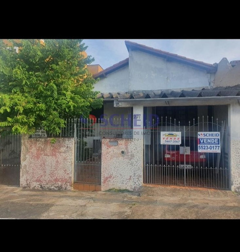 Casa Térrea Cidade Dutra 2 Dorms, 3 Vagas, Edícula Nos Fundos - Mr75723