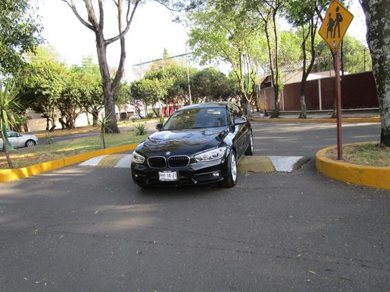 Bmw 120i Urban 2016 Automático Factura Agencia Único Dueño