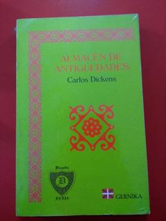Almacén De Antigüedades Charles Dickens Libro