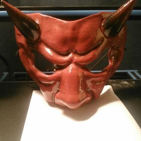 Mascara Carnaval Cosplay Festa Evento Devil Diabo