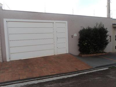 Casa Residencial À Venda, Jardim Primavera, Brodowski. - Ca0627