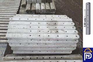 Postes De Cemento De 1,50 Metros, Puntales