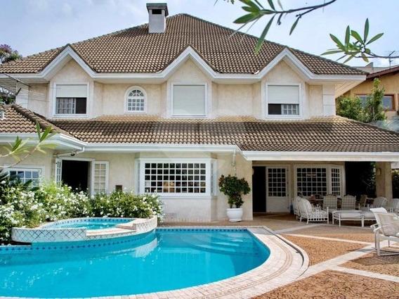 Casa No Jardim Guedala, 1000m² Com Vista Maravilhosa - 345-im25722