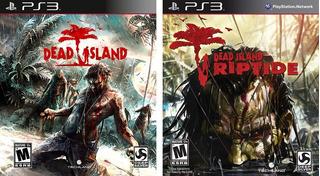 Dead Island + Dead Island Riptide Ps3