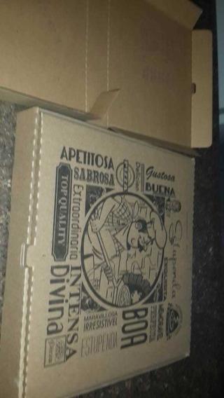 Cajas Para Pizza Varios Modelos Y Medidas