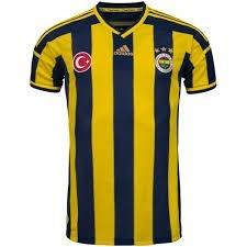 Jersey Oficial Original adidas Fenerbache Estambul Turquía