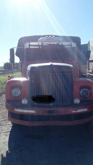 Scania 111 Mod 77 -rec Menor!!