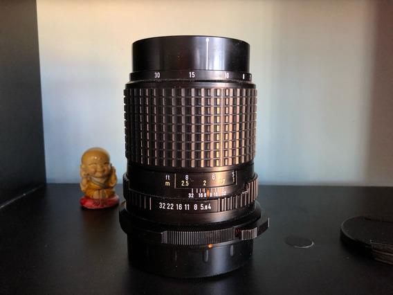 Lente Pentax 135mm F4.0 Macro - Médio Formato
