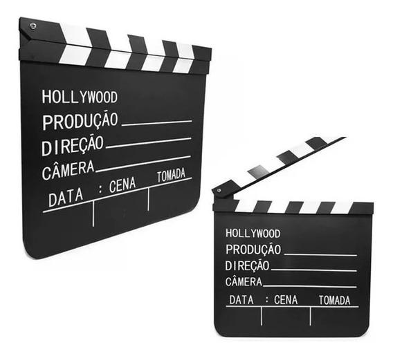 Duo Claquete Profissionale Di Cinema Bollywood Universal Fox