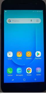 Celular J2 Core 16 Gb Usado Na Caixa Com Garantia Zero