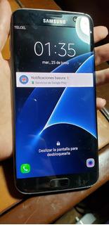 Samsung Galaxy S7 Edge Con Detalle