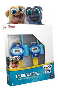Relojes Parlantes Talkie Watches Puppy Dog Pals Tapimovil