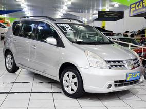 Livina 1.8 Sl Flex Aut. 2012, Todas Revisões Na Nissan,nova!