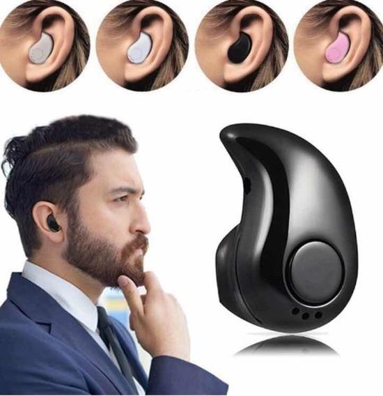 Fone De Ouvido Sem Fio Bluetooth Mini Ponto Eletrônico