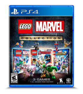 Lego Marvel Collection Ps4 - Hobbiegames.cl
