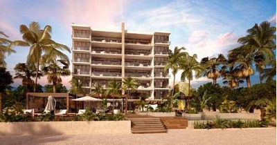 Departamento A La Venta En Aruna, Playa San Bruno