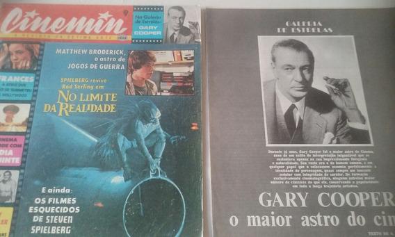 Cinemim N 9 Com Encarte Galeria Das Estrelas Gary Cooper