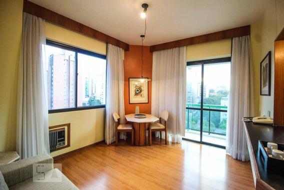 Apartamento Para Aluguel - Savassi, 1 Quarto, 45 - 893082242