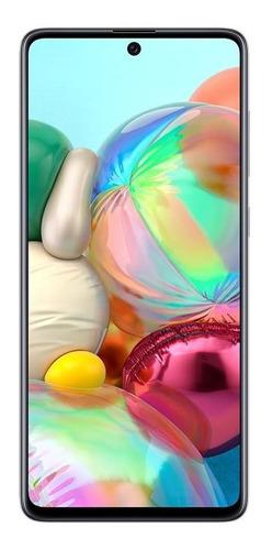 Imagem 1 de 4 de Samsung Galaxy A71 128gb Prata Excelente Usado