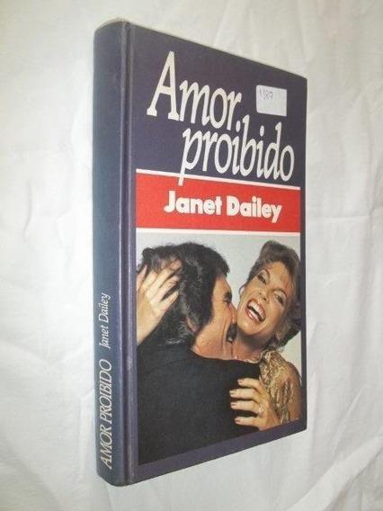 Livro - Amor Proibido - Janet Dailey