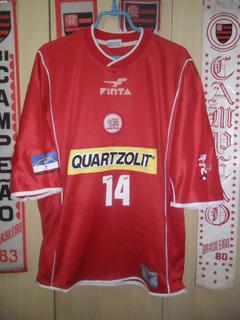 Camisa Nautico ( Pernambuco Finta / Nº 14 )
