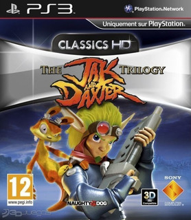 Jak And Daxter Trilogy Collection ~ Ps3 Digital Español