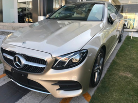 Mercedes-benz Clase E 400 Coupe 4matic 2018 Faros R19 Plat