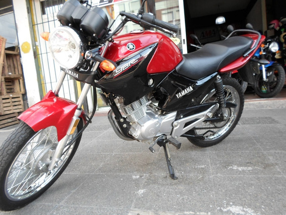 Yamaha Ybr-125 Ed Full