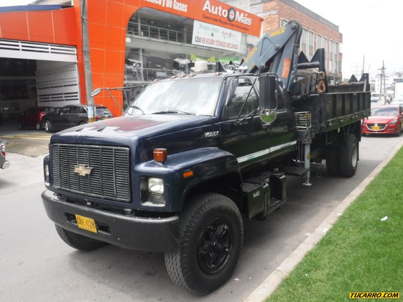 Grúa Chevrolet Kodiak