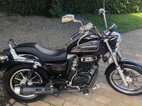 Dafra Horizon 150 Apenas 1.500km - Moto Custom Zerada