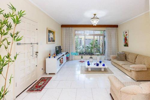 Imagem 1 de 30 de Casa Com 3 Dormitórios À Venda, 180 M² Por R$ 1.390.000,00 - Indianópolis - São Paulo/sp - Ca1067
