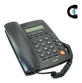 Telefono De Escritorio Homedesk Tc-9200 Memoria Patalla Lcd
