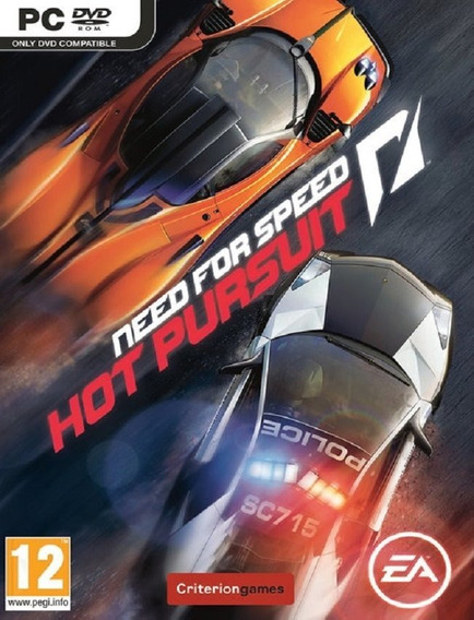 Need For Speed Hot Pursuit Pc - Steam Key (envio Flash)