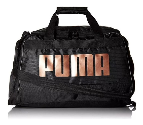 Maleta Puma Evercat Bolsa Mujer Deportiva Gym Original Lujo