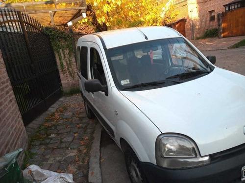 Imagen 1 de 5 de Renault Kangoo 2007 1.6 Pack 1plc