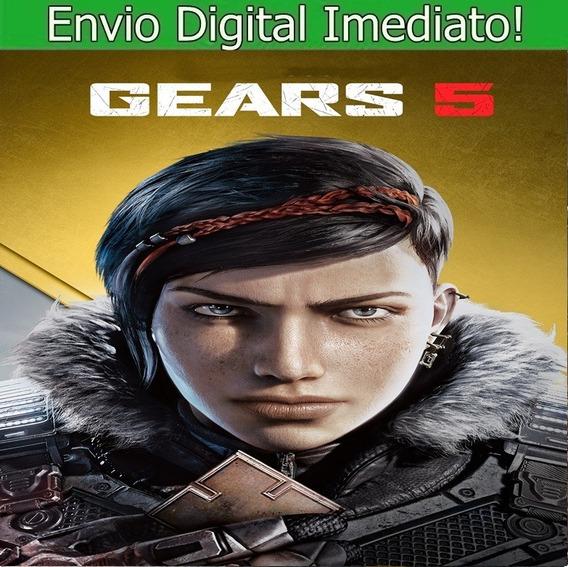 Gear 5 Pc Hd Envio Imediato.