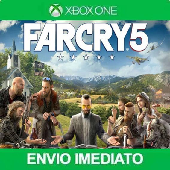 Farcry 5 Xbox One - Original - Português Br - Promoção