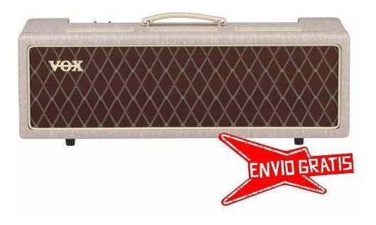 Ftm Vox Ac30hwh - Cabezal Amplificador Guitarra Valvular - 3