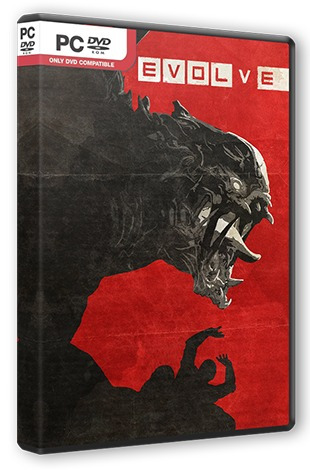 Evolve Monster Race Edition - Dvd Pc - Frete 8 Reais