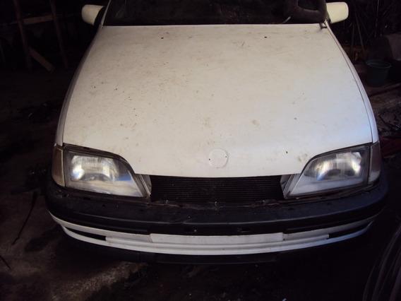 Chevrolet Omega Gls 2.2 Branco Peças Sucatas E Batido