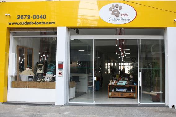 Vendo | Passo O Ponto | Pet Shop Com Creche, Hotel E Piscina