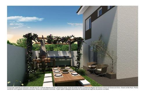 Casa Em Vilagio Veneza, Cotia/sp De 0m² 2 Quartos À Venda Por R$ 373.000,00 - Ca491755