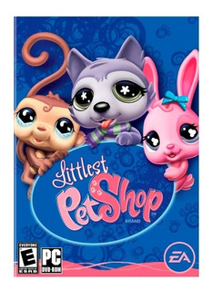 Littlest Pet Shop Juego Pc Original Fisico Dvd Box