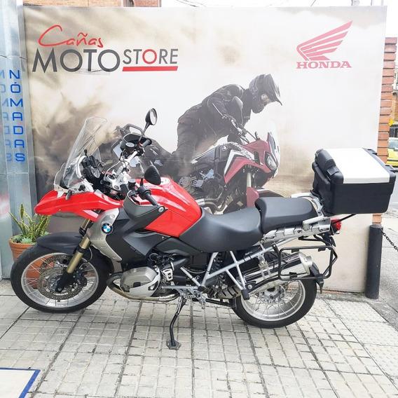 Bmw R1200 Gs K25 Rojo 2010