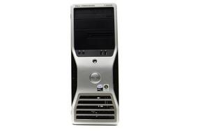 Cpu Workstation Dell T3500 Xeon W3520 4g Hd 250gb
